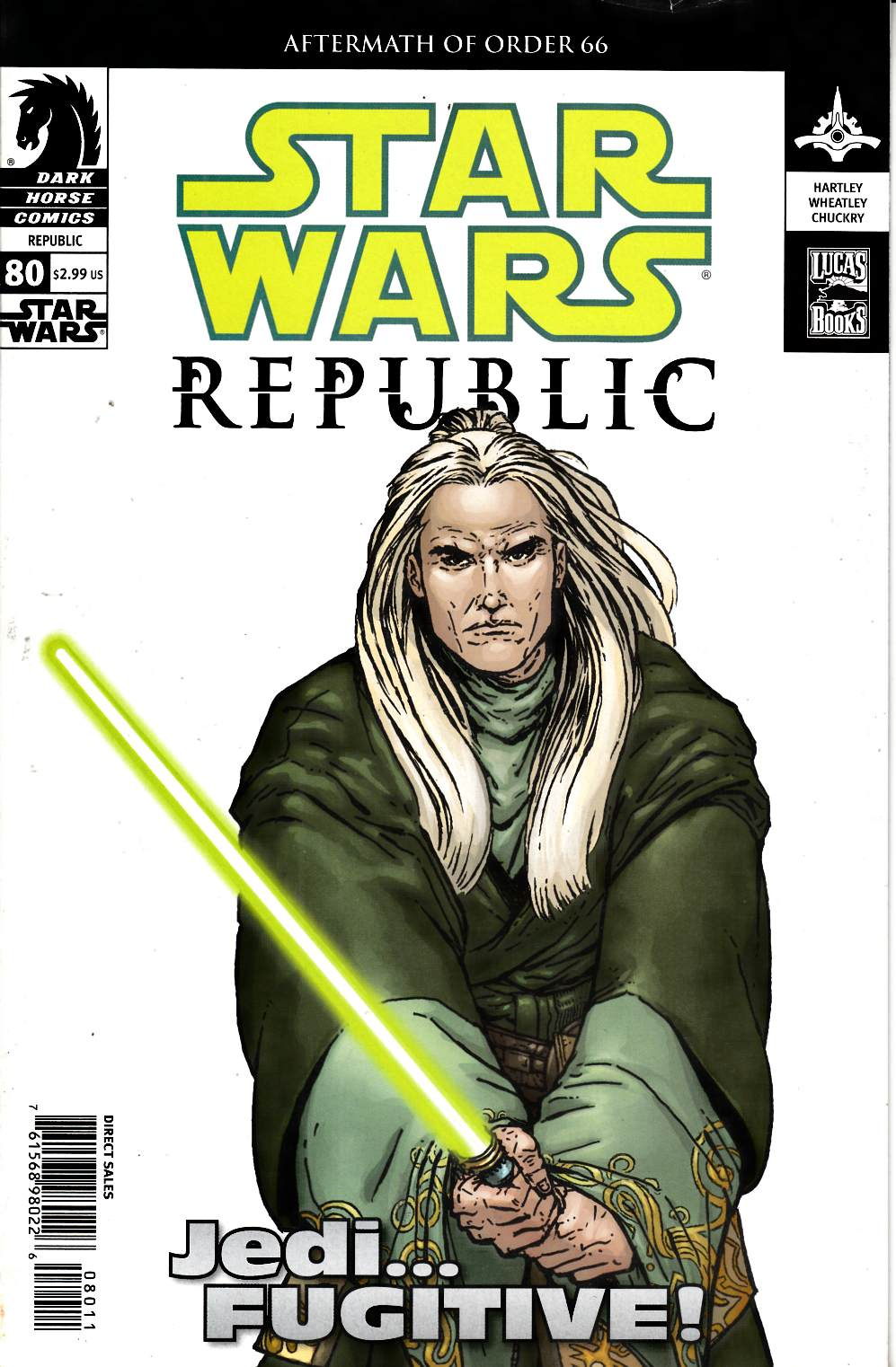 Star Wars #80 Fine (6.0) [Dark Horse Comic] THUMBNAIL
