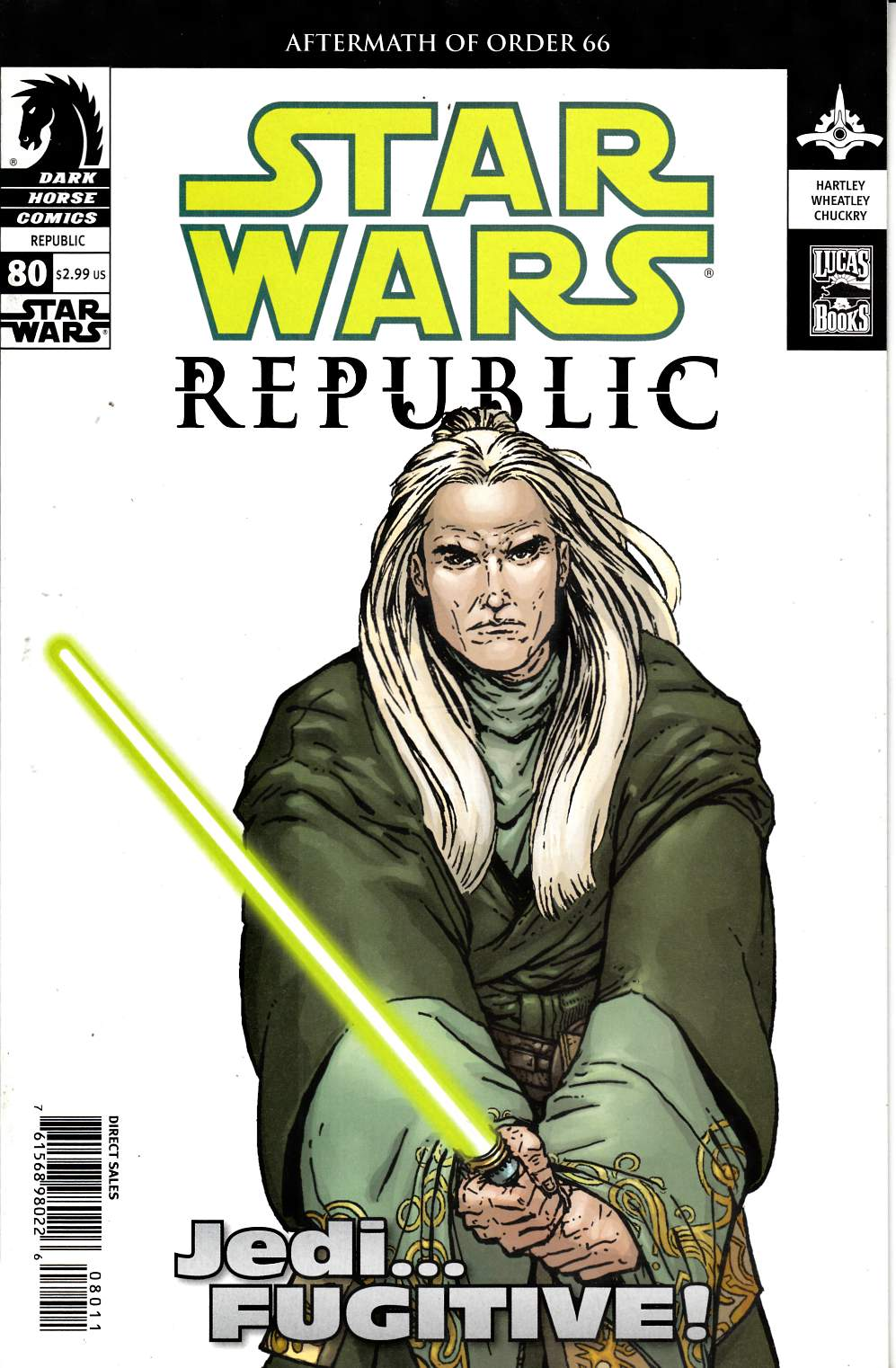 Star Wars #80 Near Mint (9.4) [Dark Horse Comic] THUMBNAIL