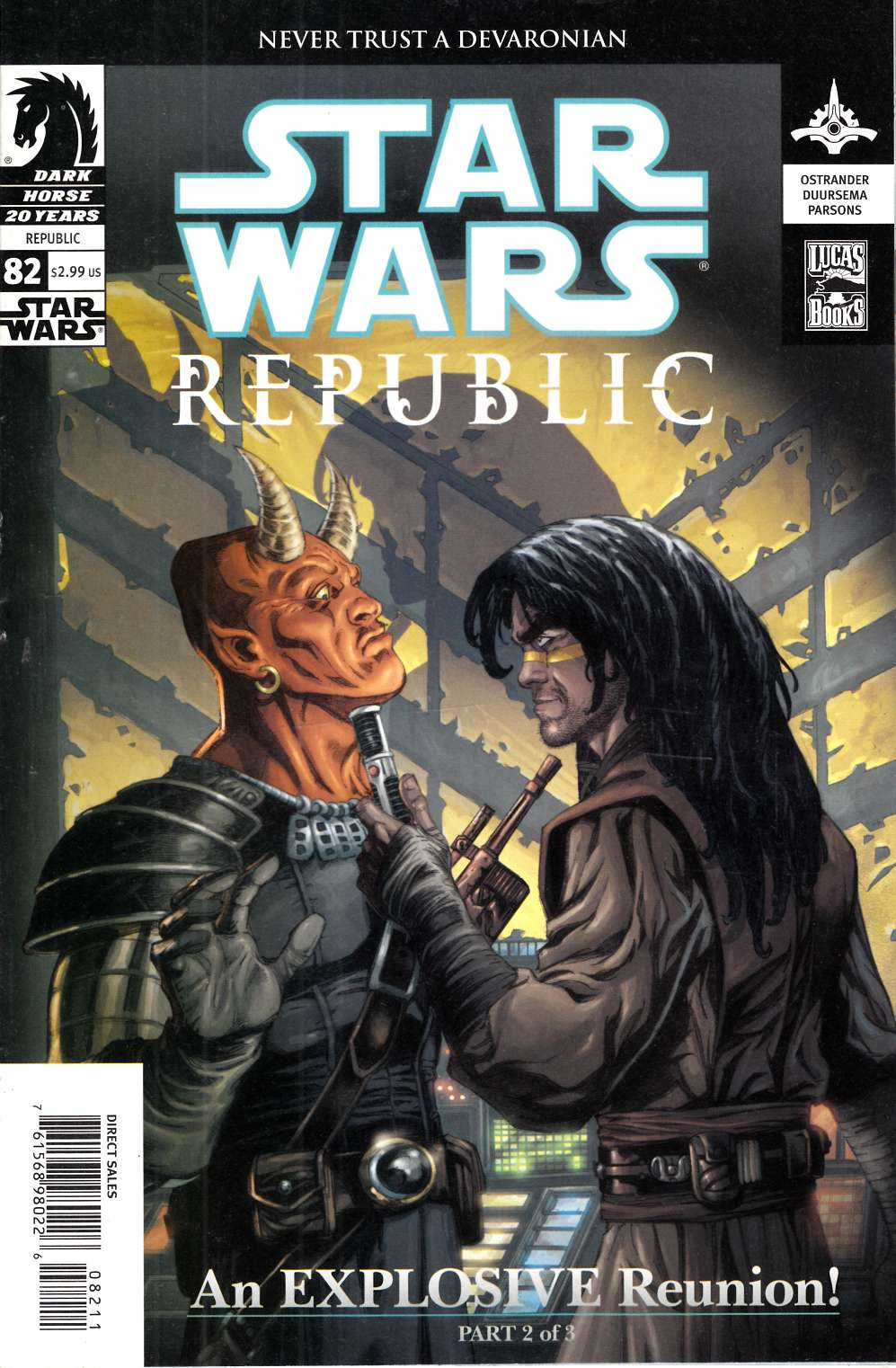 Star Wars #82 Very Fine (8.0) [Dark Horse Comic] THUMBNAIL