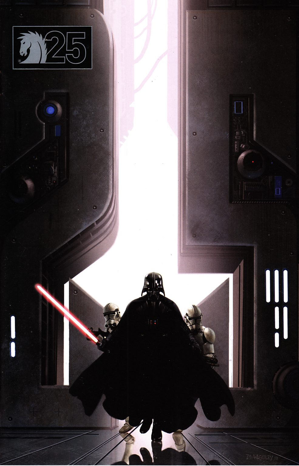 Star Wars Darth Vader & The Lost Command #1 Wheatley Variant [Dark Horse Comic]