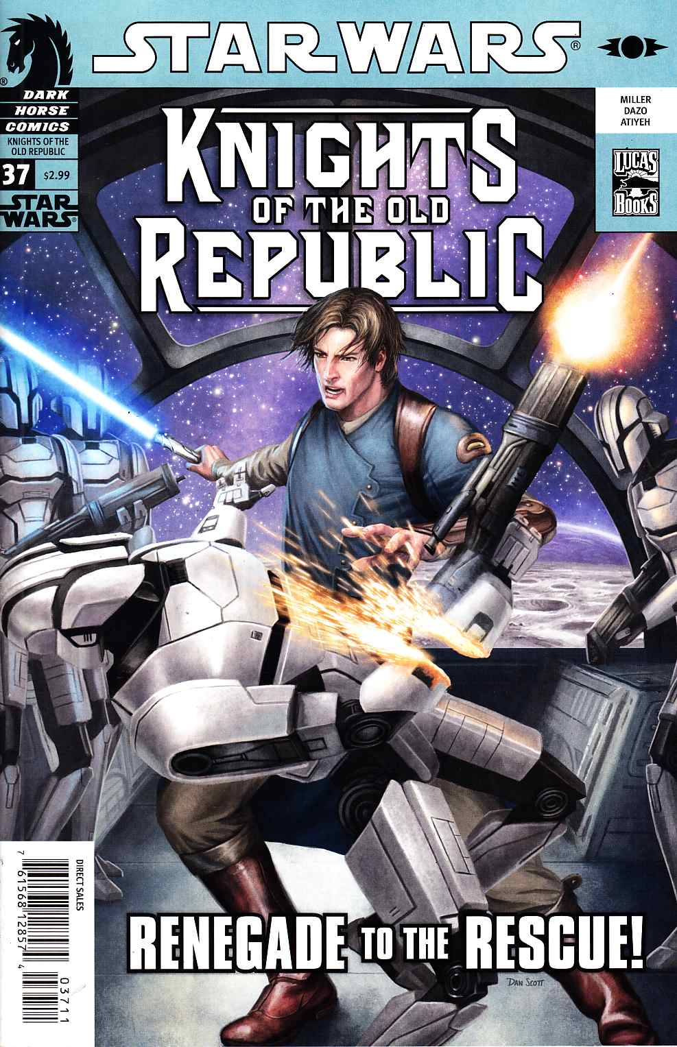 Star Wars Knights Of The Old Republic #37 [Dark Horse Comic]_THUMBNAIL