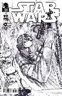 Star Wars #3 Alex Ross Sketch Incentive [Comic] THUMBNAIL