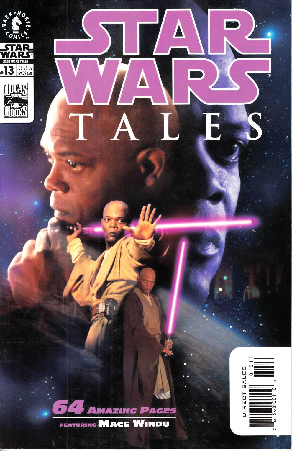 Star Wars Tales #13 Photo Cover Very Fine (8.0) [Dark Horse Comic] THUMBNAIL