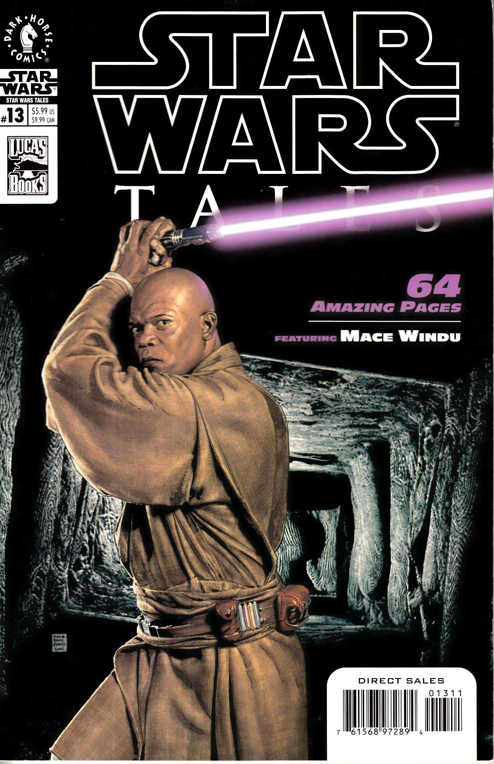 Star Wars Tales #13 Very Fine (8.0) [Dark Horse Comic] THUMBNAIL