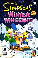 Simpsons Winter Wingding #2 [Bongo Comic] THUMBNAIL