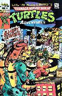 Teenage Mutant Ninja Turtles Adventures #10 [Comic] THUMBNAIL