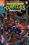 Teenage Mutant Ninja Turtles Adventures #11 [Comic] THUMBNAIL