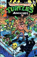 Teenage Mutant Ninja Turtles Adventures #7 [Comic] THUMBNAIL