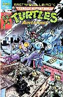 Teenage Mutant Ninja Turtles Adventures #8 [Comic] THUMBNAIL