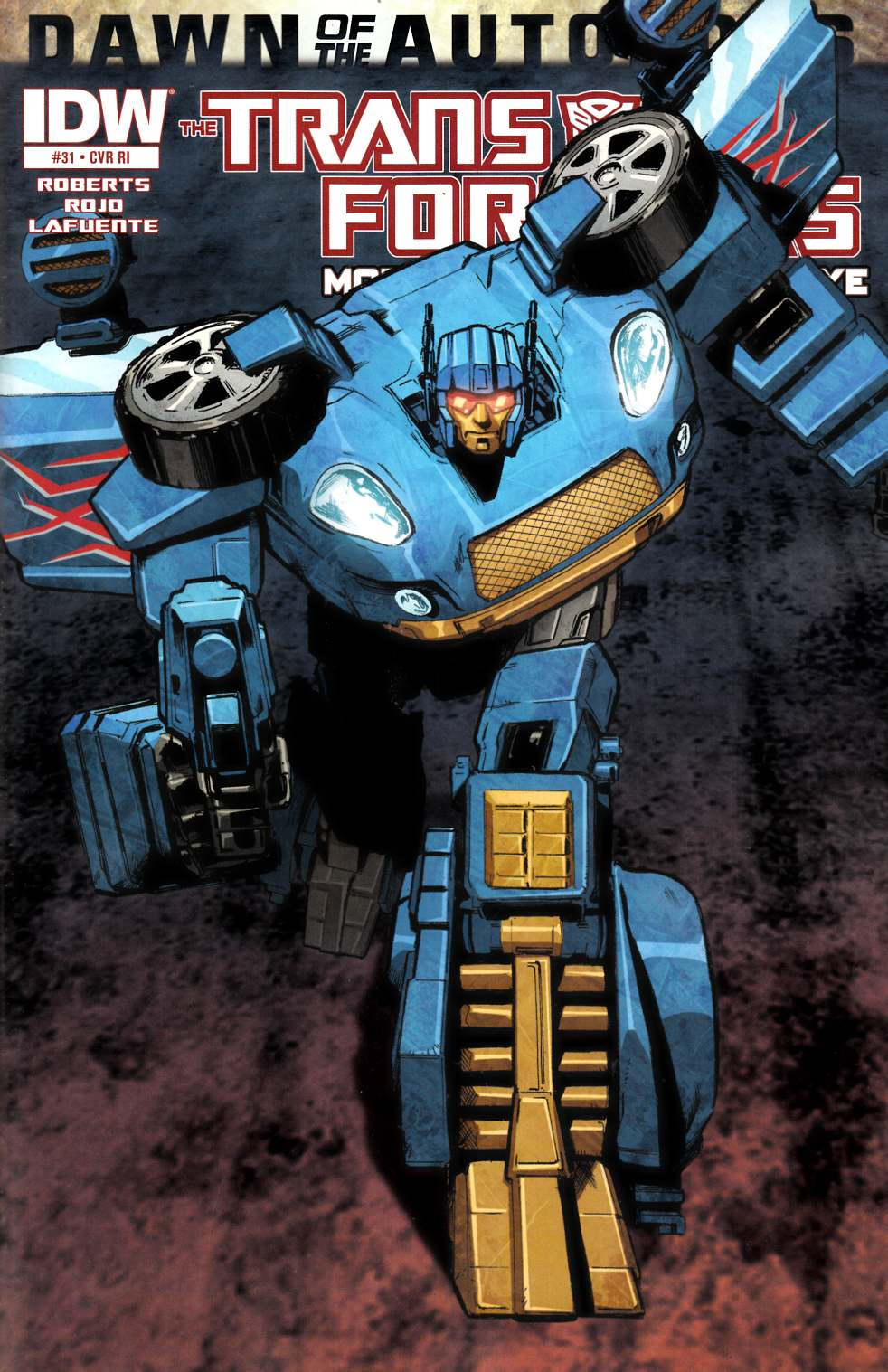 Transformers More Than Meets Eye #31 Cover RI [Comic]_THUMBNAIL