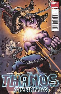 Thanos Imperative #1 Second Printing [Marvel Comic]_LARGE