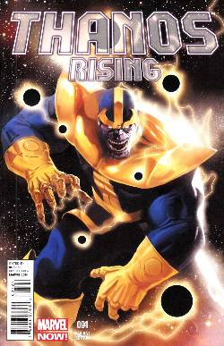 Thanos Rising #1 Djurdjevic Incentive Cover (Now) [Comic] LARGE