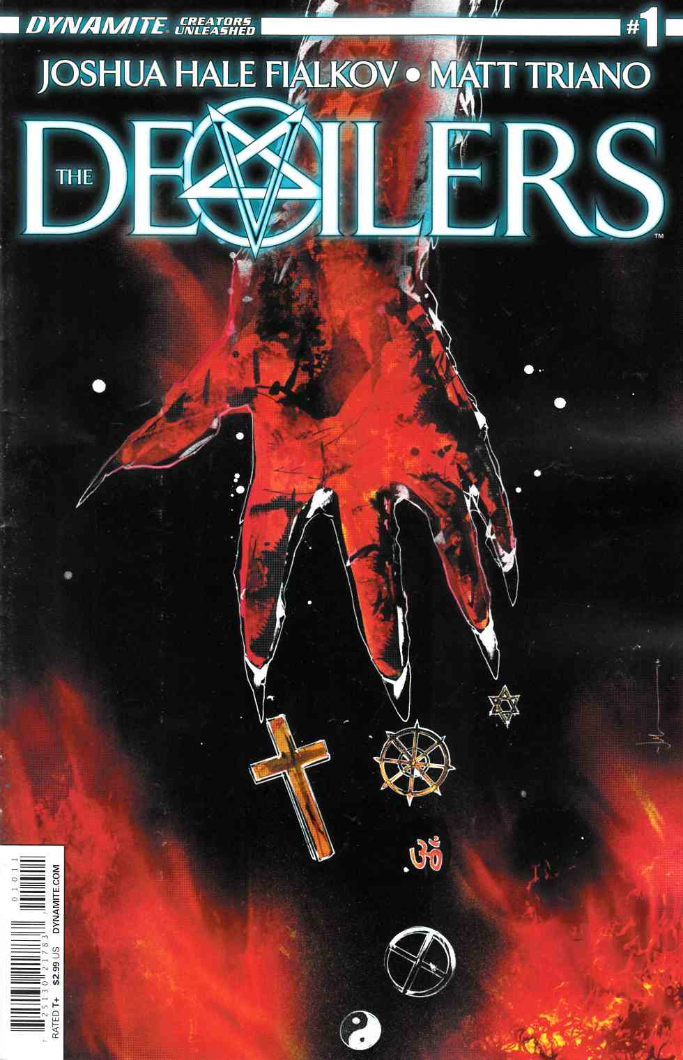 The Devilers #1 [Comic] LARGE
