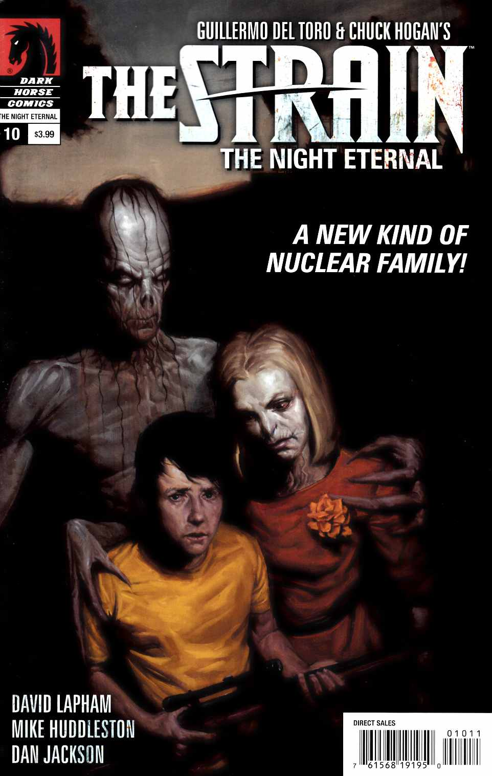 Strain Night Eternal #10 [Dark Horse Comic]