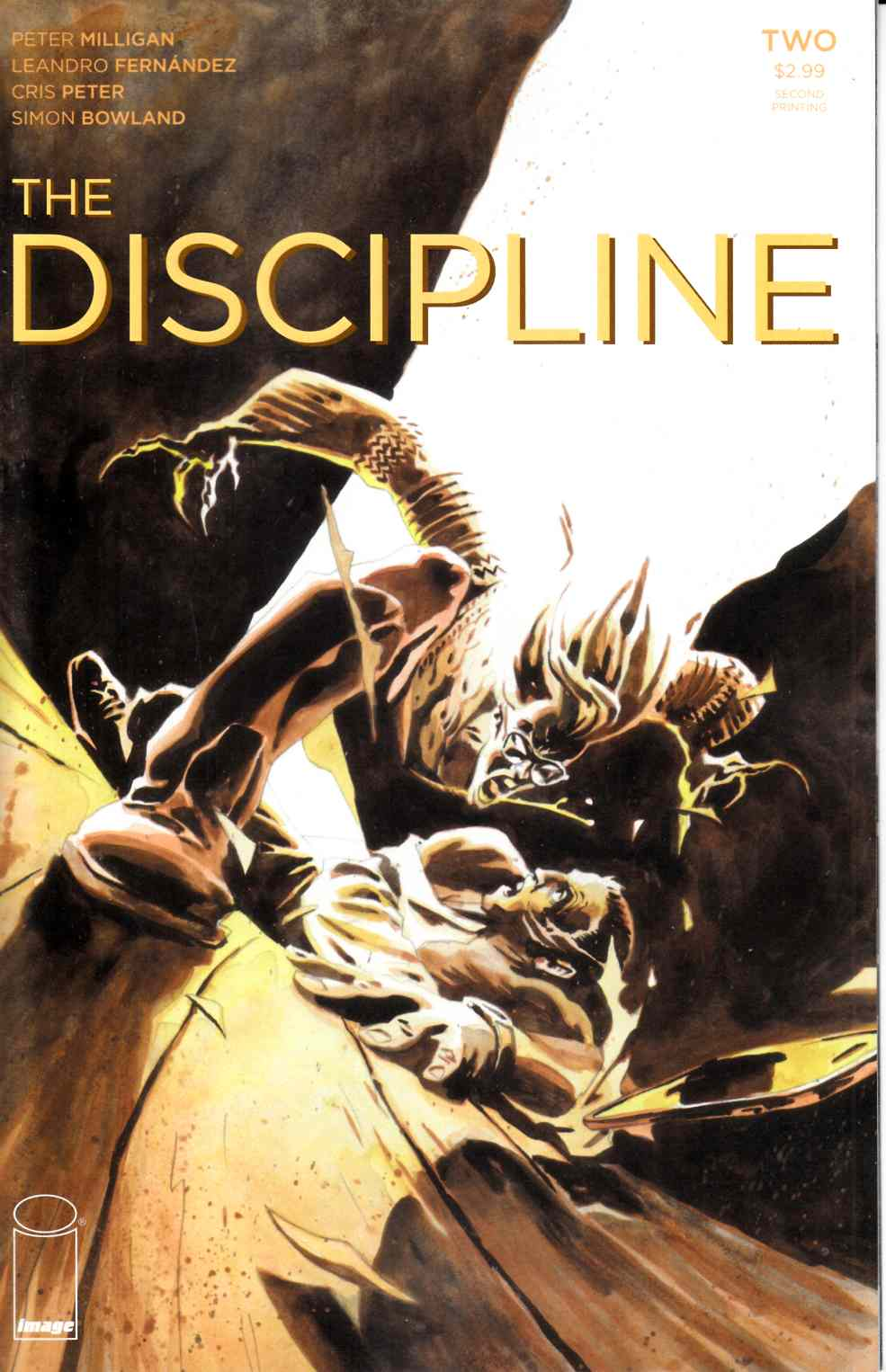 Discipline #2 Second Printing [Image Comic]_LARGE
