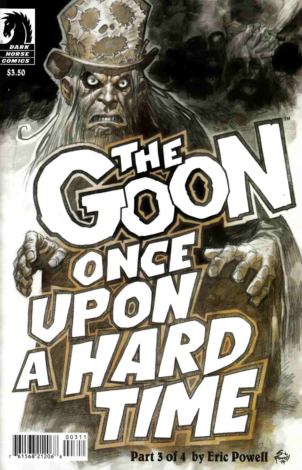 Goon Once Upon A Hard Time #3 [Dark Horse Comic] THUMBNAIL