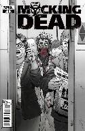 Mocking Dead #1 Subscription Cover [Comic] THUMBNAIL