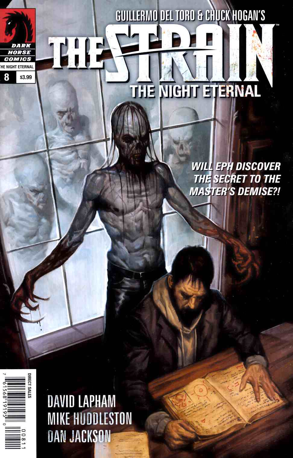 Strain Night Eternal #8 Near Mint (9.4) [Dark Horse Comic] THUMBNAIL