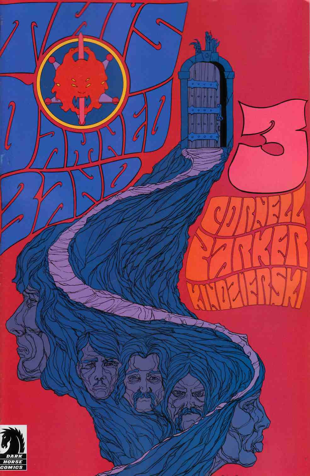 This Damned Band #3 [Dark Horse Comic] THUMBNAIL