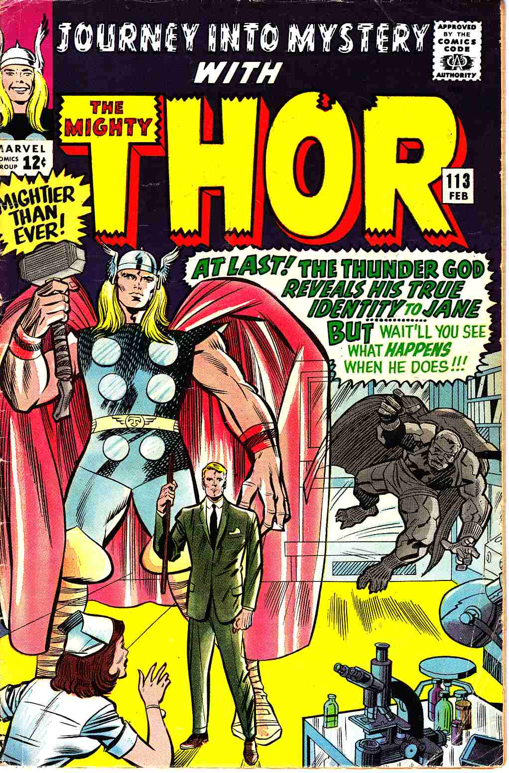 Journey Into Mystery (Thor) #113 [Marvel Comic] THUMBNAIL