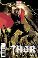 Thor God of Thunder #1 Acuna Variant Incentive Cover [Comic] THUMBNAIL
