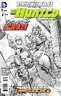 Threshold #3 B&W Incentive Cover [Comic]_THUMBNAIL
