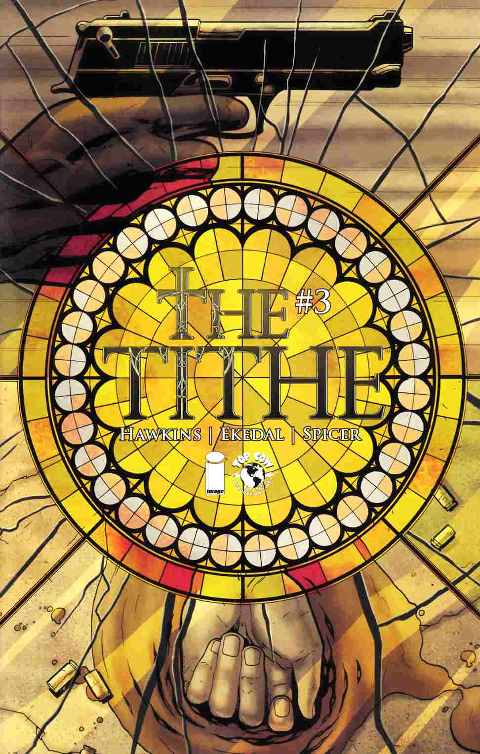Tithe #3 Cover A- Ekedal [Image Comic] THUMBNAIL