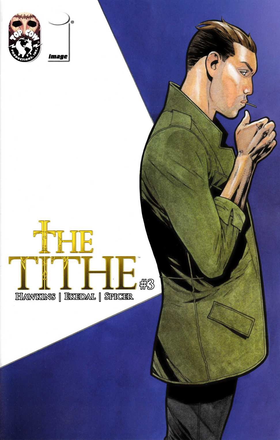 Tithe #3 Cover B- Ekedal [Image Comic] THUMBNAIL