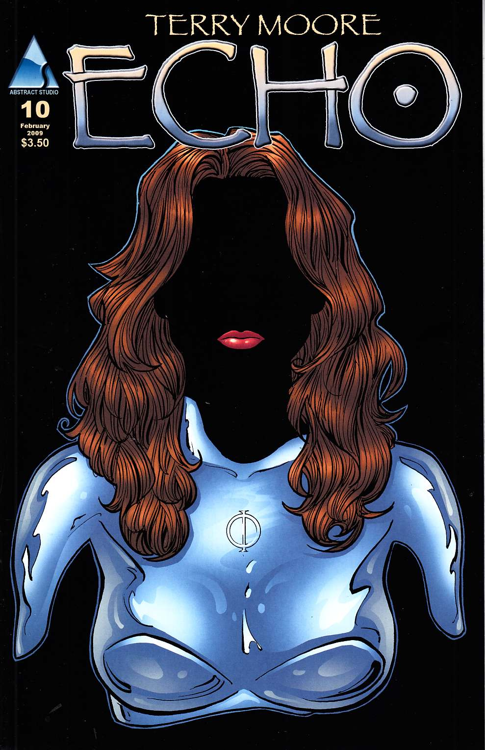 Terry Moore's Echo #10 [Abstract Comic] THUMBNAIL
