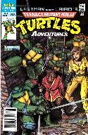 Teenage Mutant Ninja Turtles Adventures #1 Newsstand Edition [Comic]_THUMBNAIL