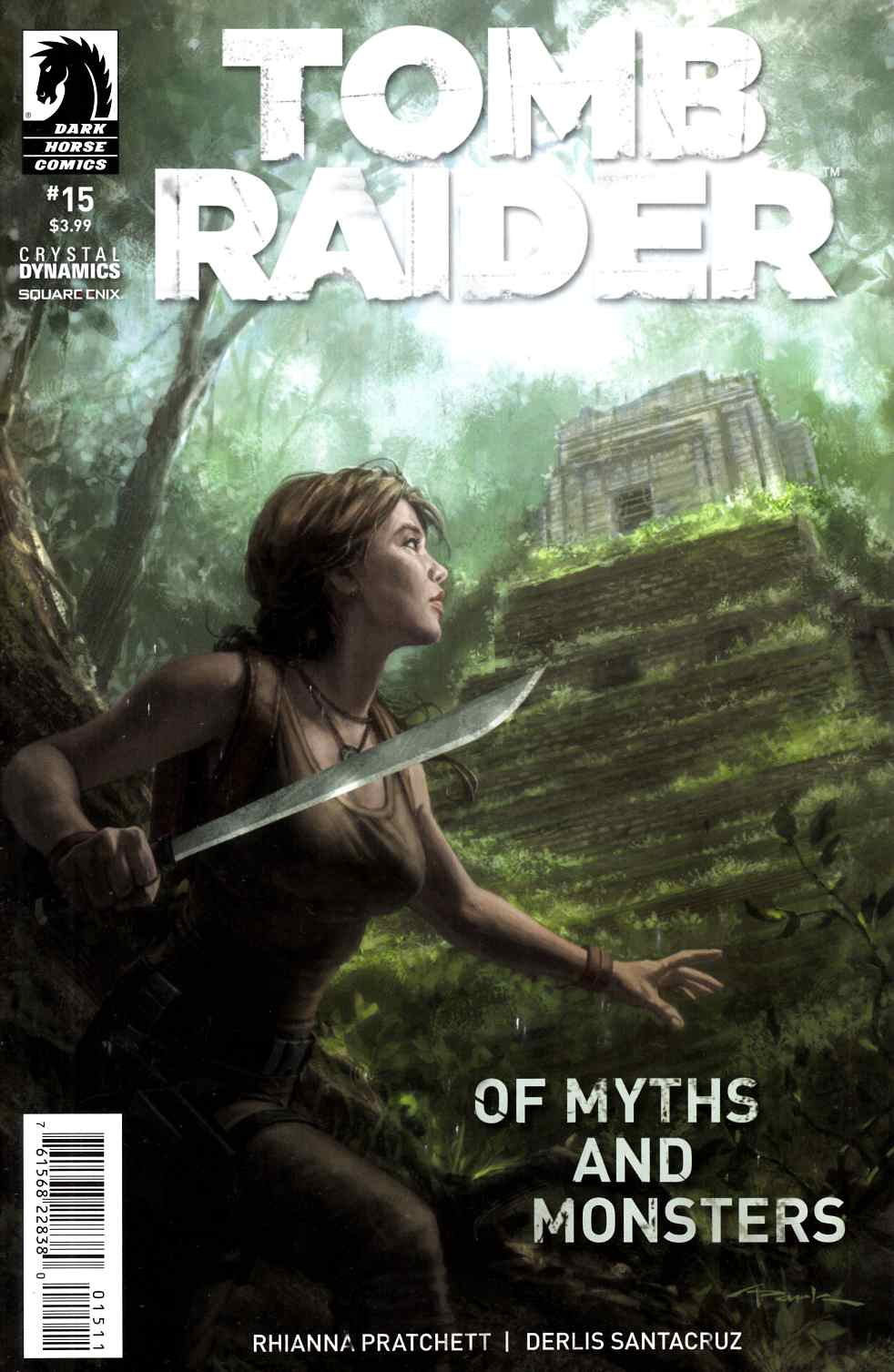 Tomb Raider #15 [Dark Horse Comic] THUMBNAIL