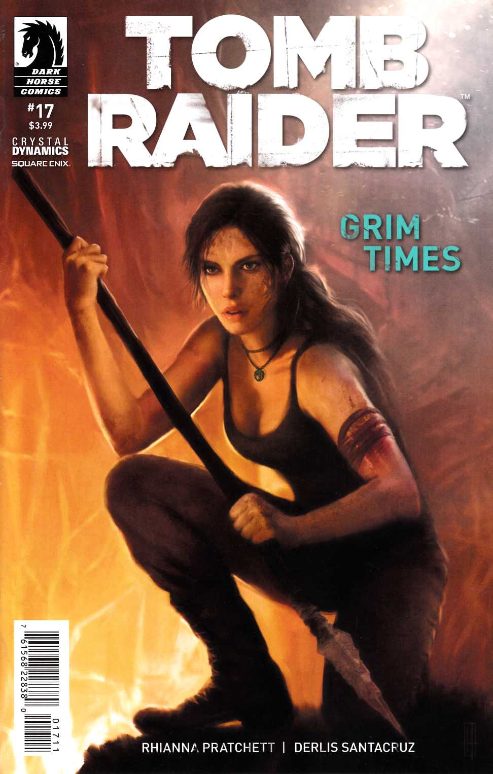 Tomb Raider #17 [Dark Horse Comic] THUMBNAIL