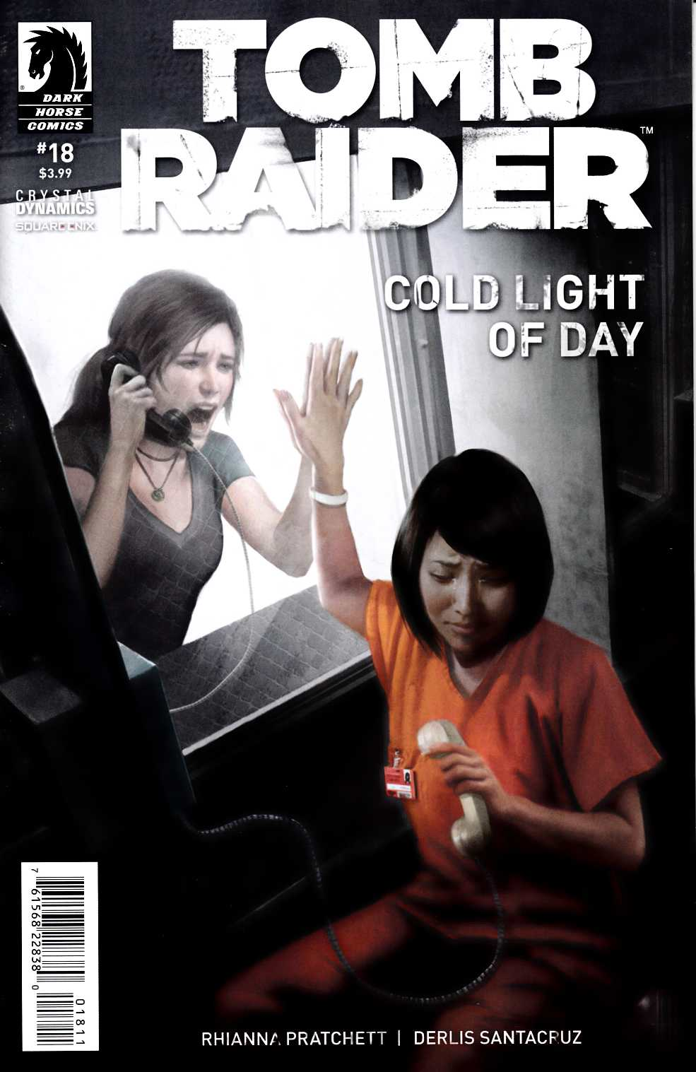 Tomb Raider #18 [Dark Horse Comic] THUMBNAIL