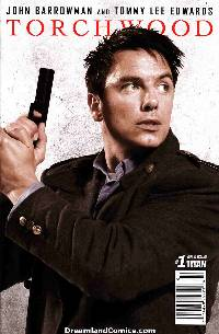 Torchwood #1 (cover b)