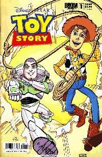 Toy Story #1 (Cover B) LARGE