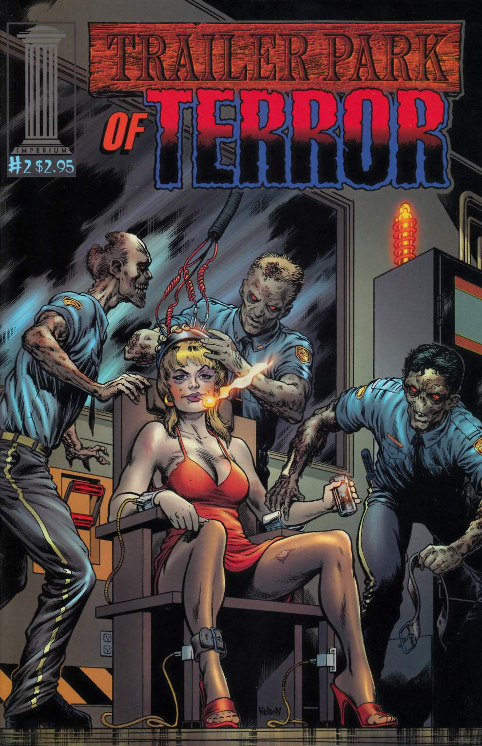 Trailer Park of Terror #2 Very Fine (8.0) [Imperium Comic] LARGE