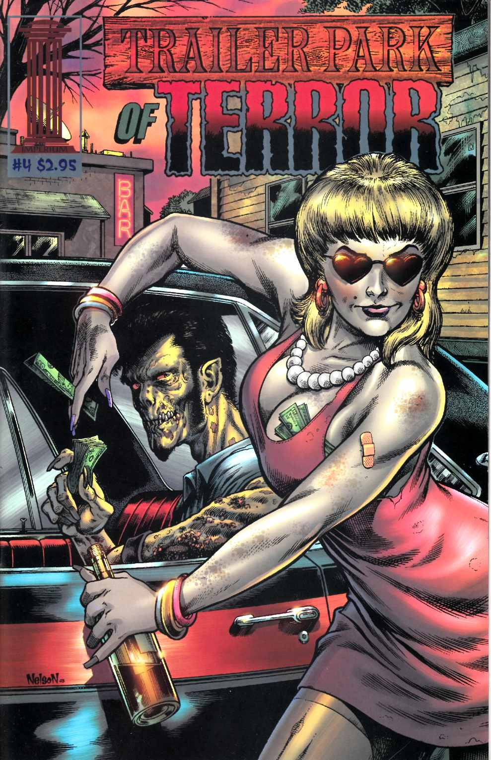 Trailer Park of Terror #4 Near Mint (9.4) [Imperium Comic] LARGE