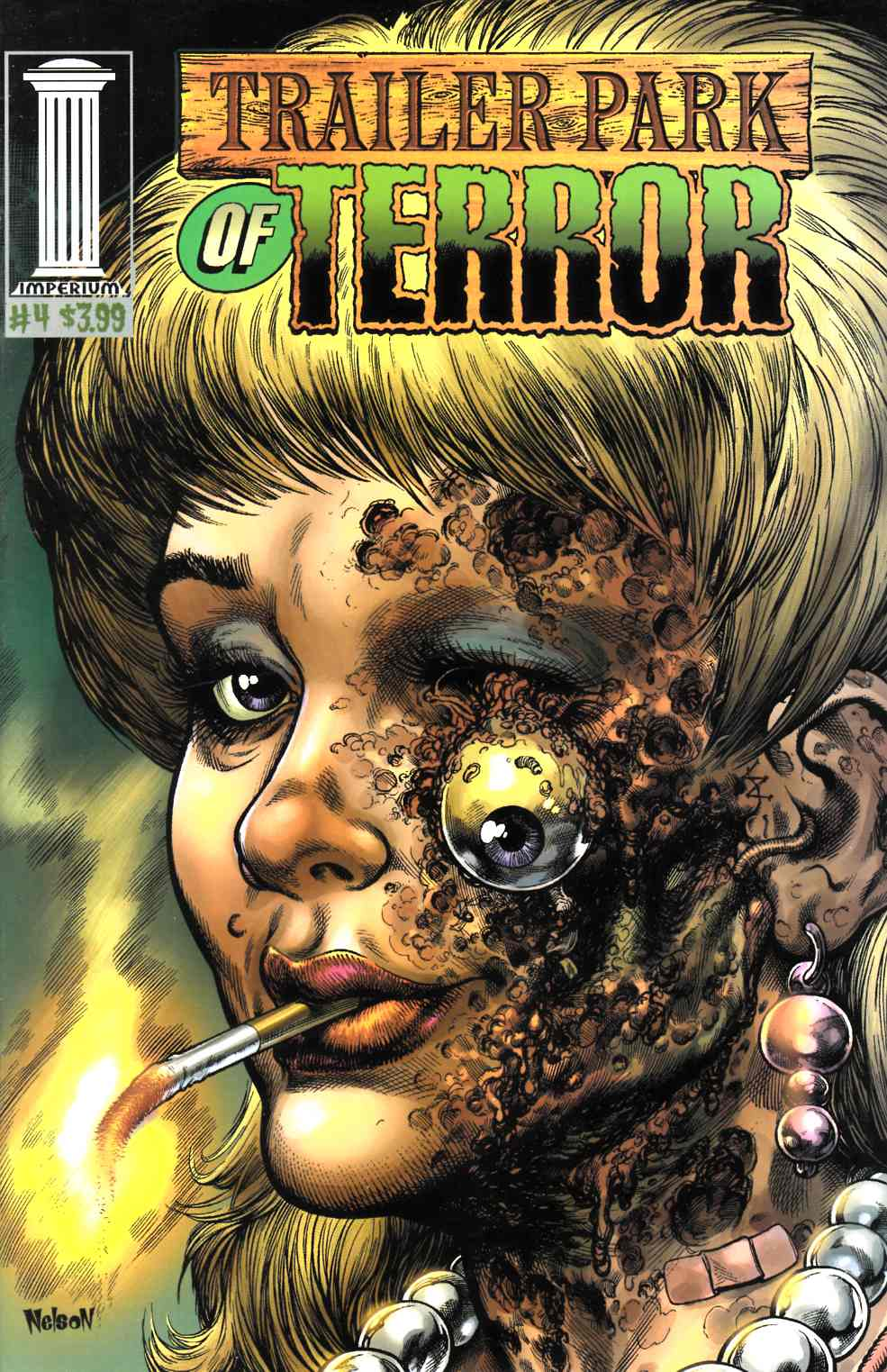 Trailer Park of Terror Color Special #4 Near Mint (9.4) [Imperium Comic] LARGE