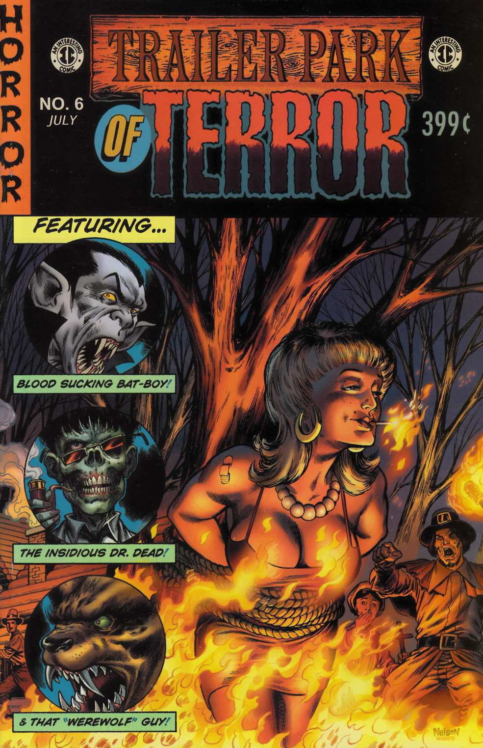 Trailer Park of Terror Color Special #6 Near Mint Minus (9.2) [Imperium Comic] LARGE