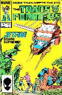 Transformers #11 [Marvel Comic] THUMBNAIL
