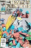 Transformers #12 [Marvel Comic] THUMBNAIL