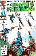 Transformers #21 [Marvel Comic] THUMBNAIL