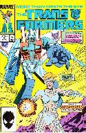 Transformers #9 2nd Print [Marvel Comic] THUMBNAIL