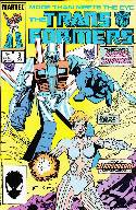 Transformers #9 [Marvel Comic] THUMBNAIL