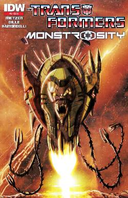 Transformers Monstrosity #2 Second Printing [Comic] LARGE
