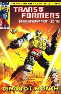 Transformers Regeneration One #82 Cover A [Comic] THUMBNAIL