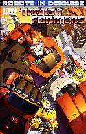 Transformers Robots In Disguise Ongoing #5 Cover B [Comic] THUMBNAIL
