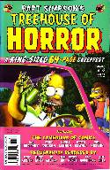 Simpsons Treehouse of Horror #13 [Bongo Comic] THUMBNAIL