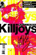 True Lives of the Fabulous Killjoys #1 Gerard Way Signed Edition [Comic]_THUMBNAIL