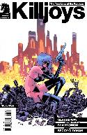 True Lives of the Fabulous Killjoys #3 Gabriel Ba Variant Cover [Dark Horse Comic] THUMBNAIL
